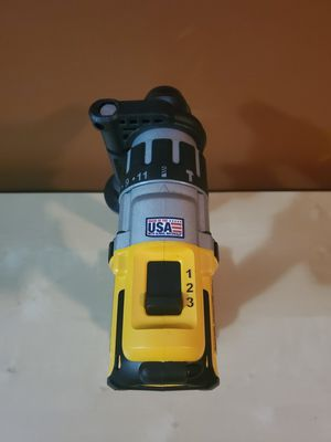 20V MAX* XR® BRUSHLESS CORDLESS 3-SPEED HAMMER DRILL/DRIVER (TOOL ONLY) for Sale in Frederick, MD
