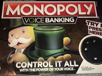 Monopoly Board Game for Sale in San Angelo,  TX