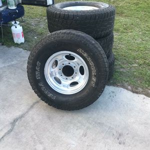 Hercules Tera trac 305/70R16 for Ford 150 for Sale in Lakeland, FL