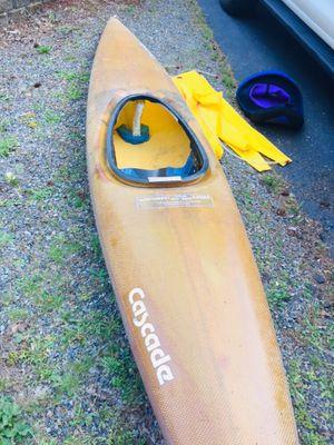 Vintage Northwest river kayak for Sale in North Bend, WA