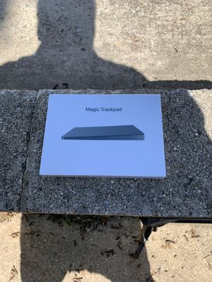 Apple Magic Trackpad 2 Space Grey Brand New for Sale in Takoma Park, MD