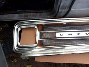 Chevy Grill and grill insert c10, c20, c30, k5, k10, k20 for Sale in Chino, CA