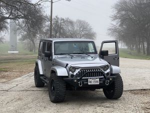 2015 Jeep Wrangler unlimited sport for Sale in Rowlett, TX
