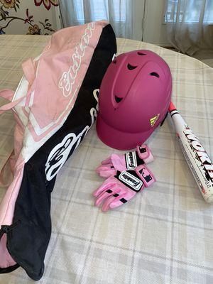 Pink Youth Baseball Set for Sale in Lorton, VA