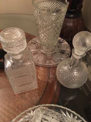 Antique crystal glass for Sale in Orlando, FL