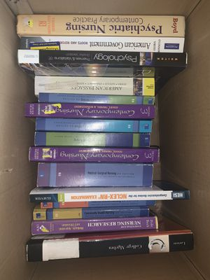 Books for sale (nursing) for Sale in Sugar Land, TX