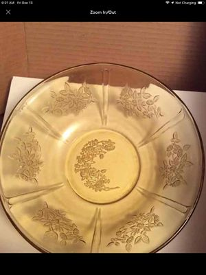 Antique Federal co. Depression glass bowl for Sale in PA, US