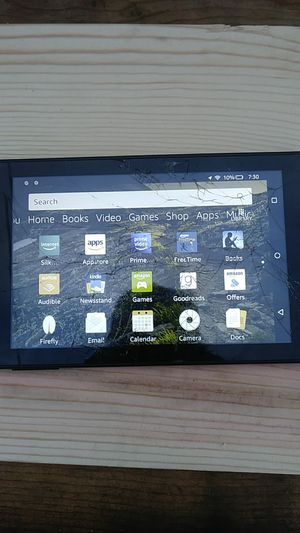Amazon kindle fire HD 4th edition for Sale in MSC, UT