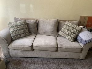Couch and arm chair for sale for Sale in Henderson, CO