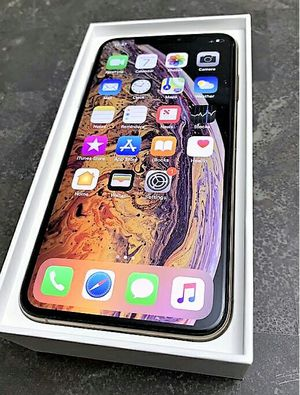 IPHONE XS MAX 512GB FACTORY UNLOCKED for Sale in Baltimore, MD