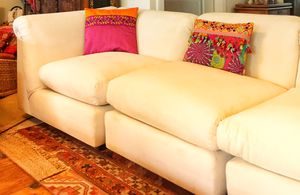 White Sofa 3 pieces for Sale in Cutler Bay, FL