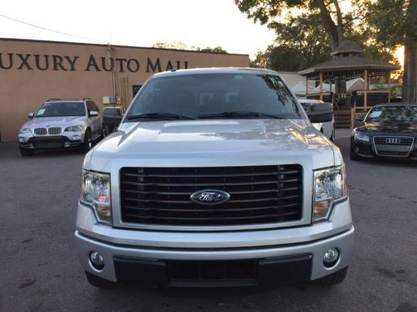 2014 FORD F-150 STX 1OWNER $5998 DOWN $420 MONTHLY - $19998 (7414 N FLORIDA AVE (Please ask for Toris luxury auto mall