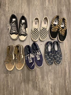 Rare Vans Lot for Sale in Anaheim, CA