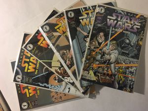 ALL 6 Classic Star Wars A New Hope #1-2 NM Empire Strikes Back, Return of the Jedi SETS for Sale in Chesapeake, VA