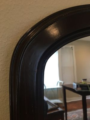 Victorian Wood Framed Mirror. for Sale in Austin, TX