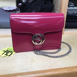 Gucci Purse Interlocking Chain Cross Body Bag for Sale in Houston, TX