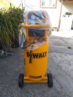 Compressor DeWalt 200 psi 15 gal for Sale in Oakland, CA