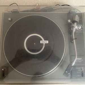 Pioneer Turntable - PL112D for Sale in Santa Ana, CA