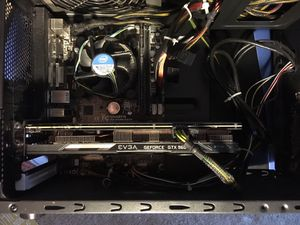 Used gaming pc. Perfect for Fortnite, PUBG, Apex, League of Legends, and all modern games for Sale in Walled Lake, MI