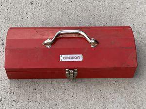 Tool box w/ tools for Sale in Albuquerque, NM