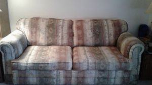 Sofa 84 in. wide- free, good condition. Must pick up. for Sale in North Tonawanda, NY