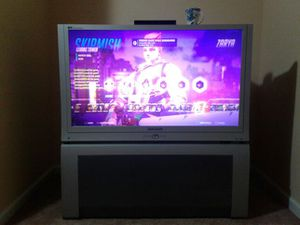 Panasonic 50 inch HDTV1080i with BBE High Definition Sound and Has HDMI for Sale in Manassas, VA