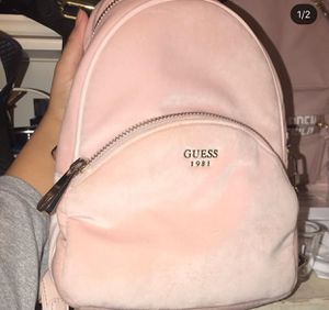 Pink Guess backpack for Sale in Los Angeles, CA