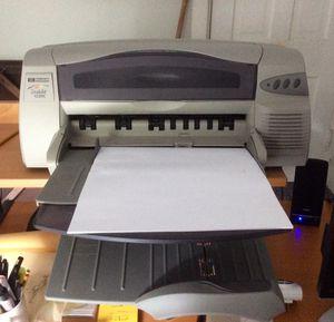 HP professional series Deskjet 1220c large format printer for Sale in Medina, OH