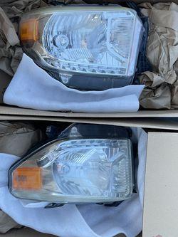 Tundra Headlights for Sale in San Antonio,  TX