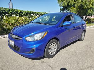 2013 Hyundai Accent GLS CLEAN TITLE for Sale in Downey, CA