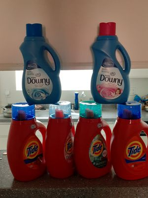 Tide Downy Bundle for Sale in Las Vegas, NV