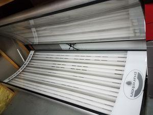 Tanning bed. Puretan. for Sale in Morton, IL