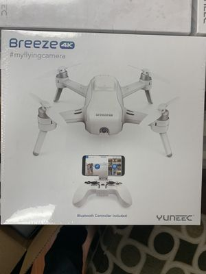 """Drone Yuneec Breeze 4k ultra HD """"New"""" for Sale in Imperial Beach, CA"""