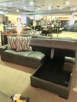 New Convertible Sectional Chaise for Sale in Phoenix,  AZ