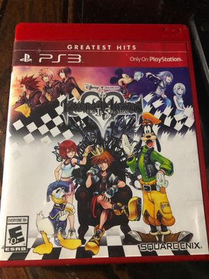 Kingdom hearts HD 1.5 Remix for Sale in Galt, CA