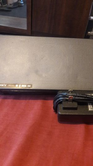 Sony SRS-X55 Bluetooth speaker for Sale in Westminster, CA