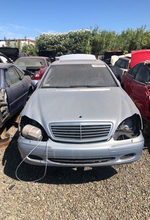 2001 Mercedes s430. Parts only #00819 for Sale in Stockton, CA