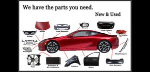 New Auto Body parts!!! for Sale in Duncanville, TX