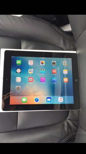 iPad 2nd Generation excellent condition factory unlocked for Sale in Springfield, VA