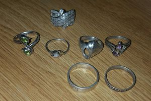 7 925 Silver Rings for Sale in Orick, CA