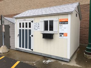 Tuff Shed TR-700 10' X 12' for Sale in Woodhaven, MI