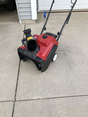Toro Snowblower. Like new! Excellent condition for Sale in Vicksburg, MI