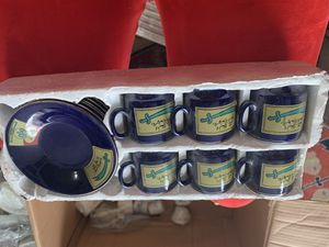 Turkish coffee cup set for Sale in Fairfax, VA