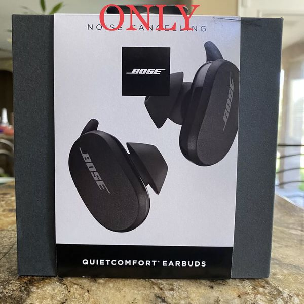 BRAND NEW Bose QuietComfort Noise Cancelling Earbuds FACTORY SEALED