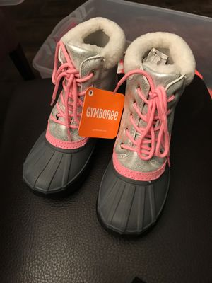 Gymboree Snow Boots Kids for Sale in Ontario, CA
