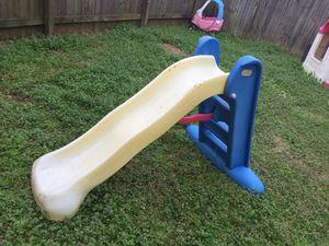 Little tikes slide for Sale in Pell City, AL