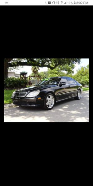 S500 mercedes benz for Sale in Cabazon, CA