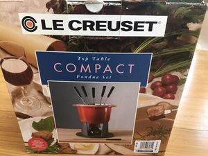 Le Creuset Compact Fondue - NEW for Sale in San Diego, CA