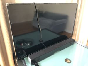 TV with Sound Bar for Sale in Derby, KS