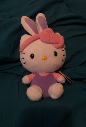 Ty hello kitty plush for Sale in San Dimas, CA